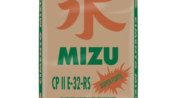 Cimento CP II E 32 RS 50kg Mizu